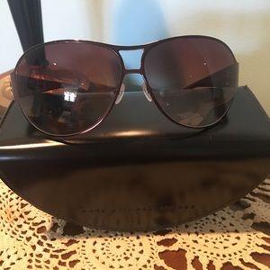 🌹HP🌹Marc Jacobs Aviator Tortoise Sunglasses
